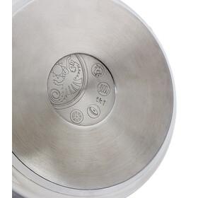Petromax theepot roestvrij staal/tk 2/3 l zilver